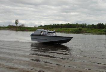bateaux à moteur soviétique « Ob »