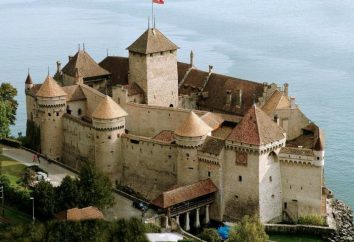Castello di Chillon: foto, indirizzo, orari di apertura. La storia del Castello di Chillon