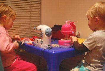 máquina de costura crianças – o presente perfeito de jovens fashionistas