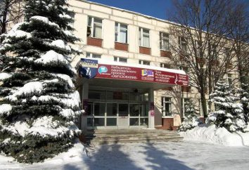 Numer College 37, tsaritsyno: program nauczania i opinie