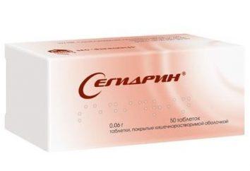 """Lek przeciwnowotworowy """"Sehydrin"""": Instrukcja użytkowania"""