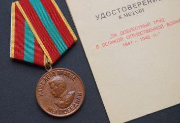 """Medaillen """"Für Tapferkeit"""": Beschreibung und Preis"""