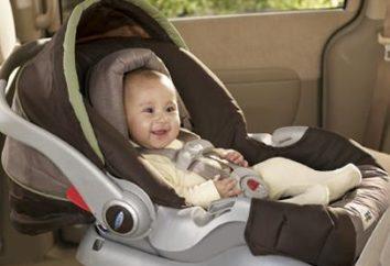 ohne Kindersitz im Auto tun, Kinder transportieren?