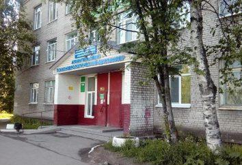 Onde está o hospital psiquiátrico (Arkhangelsk)? A principal actividade da instituição psiquiátrica