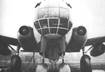 Aviones a reacción de la Segunda Guerra Mundial, la historia de la creación y aplicación
