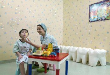 leczenie stomatologiczne u dzieci w znieczuleniu ogólnym: Opinie