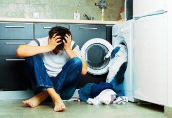 Dlaczego w cyklu prania maszyna wirowania nie działa?