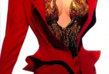 Bluza z kaleską podkreśla kobiecość