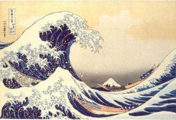 culture Art du Japon: développement et types