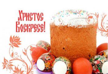 Orthodoxe Feiertage im April und eine kurze Beschreibung