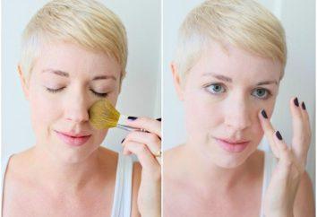 clase magistral sobre el maquillaje: aprender a ser más hermosa. Cómo aplicar maquillaje de día?