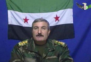 Free Syrian Army: bandierina, foto, forza. Free Syrian Army – un …