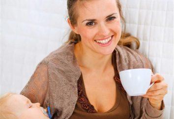 Dieta podczas karmienia dziecka: Czy kawa matka pielęgniarstwa?