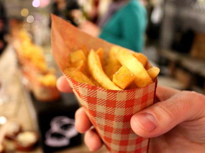 Niederländische Küche. Holländische Spezialitäten