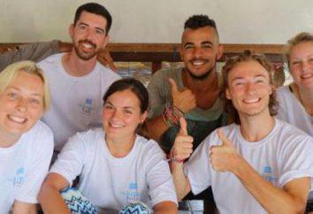 Empregos em Bali para Russo: características, opções e comentários