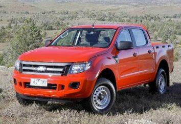 Ford Ranger – Spezifikationen, Bewertungen Besitzer