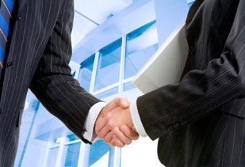 L'accordo – è il fondamento delle relazioni economiche