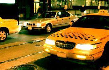 Ocena taxi w Moskwie: opinie klientów