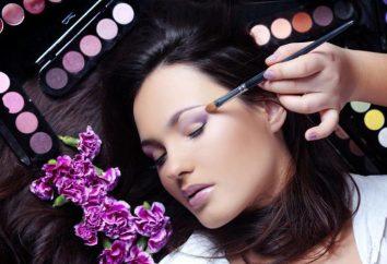 El poder de maquillaje antes y después. El maquillaje va a cambiar todo!