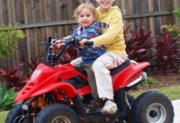 Jak dzieci dostosowane benzyny ATV dzieci?