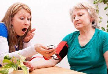 Der gefährlich niedrigen Blutdruck? Beim Menschen niedriger Druck verursacht Hypotension