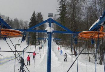 """Ośrodek narciarski """"Loza"""" – idealny urlop zimowy w pobliżu metropolii"""