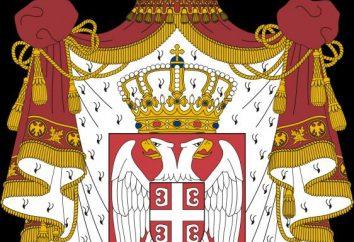 cappotto Serbia delle armi: la storia e il significato di
