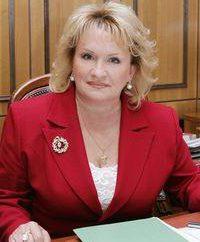 Sliska Lubow Konstantinovna: Biografia, kariera polityczna