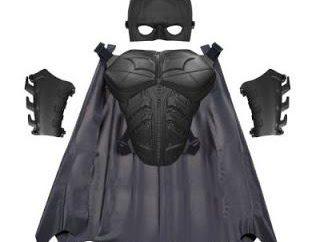 Wir sind für das neue Jahr vorbereitet: nähen Batman Kostüm