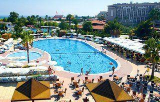 Star Hotel Euphoria Palm Beach: Turquía esperando invitados