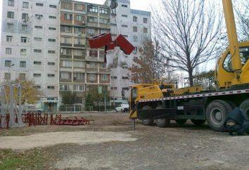 Polónia: decodificação (construção). Decodificação, pesquisa, construção, comissionamento