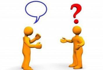 Psicologia. Capacità di comunicazione – che cosa è questo?