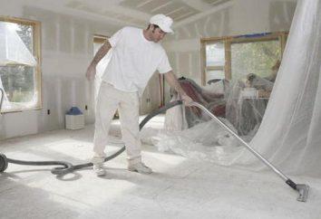 Nettoyage de l'appartement après la réparation – où commencer? Nettoyage des appartements, après les réparations, le coût de