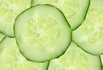 Única pepino vegetal: el uso de recomendaciones, daños