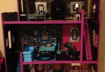 Jak sprawić, by dom dla Monster High: porady i wskazówki
