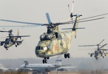 MI-26: der größte Hubschrauber der Welt
