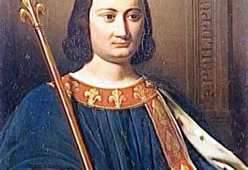 I re di Francia. Storia della Francia. Elenco dei monarchi della Francia