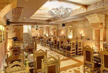"Restaurante ""Armenia"" (Moscú): menús, comentarios"