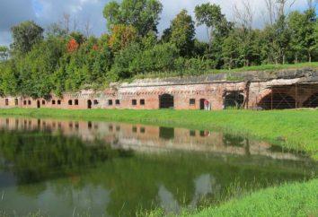 5 Fort (Kaliningrad): opis, zdjęcia, historia budynku