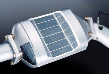 filtres à particules diesel. Nomination du dispositif, le principe de fonctionnement