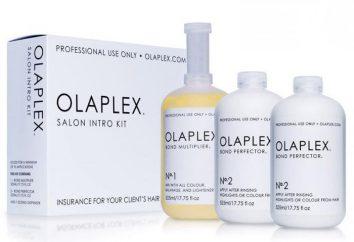 """""""Olapleks"""" cabelo – o que é? Descrição, diretrizes de aplicação, revisões"""