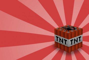Come rendere la dinamite in Minecraft e come usarlo