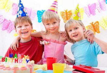 Donde los niños se organizan fiestas de cumpleaños en Moscú?