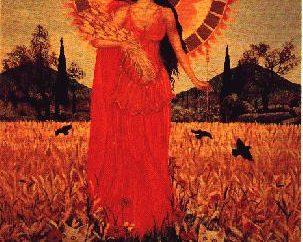 Diosa Demeter: todo sobre ella