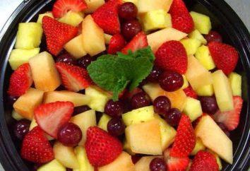 Aprender a comer bien: frutas y bayas, valor calórico y nutricional