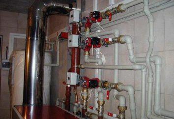 Einzelne Wärmepunkt (ITP) -Schema, das Betriebsprinzip der Betrieb