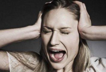 psychose: Endogènes symptômes et traitement