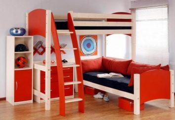 Ce qui peut être un lit superposé pour un adolescent?