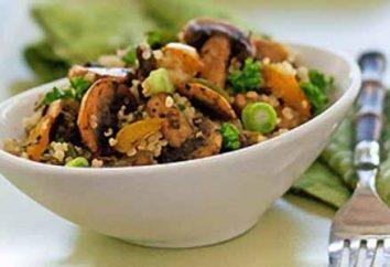 Jak gotować wegetariańskie pilaf na dwa sposoby?
