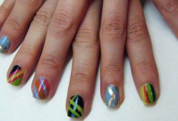 Insolito manicure – Include la fantasia!